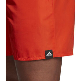 adidas Solid SL Shortsit Miehet, active orange